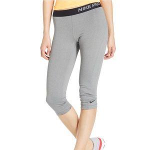 Nike Pro Dri Fit Capri Tights